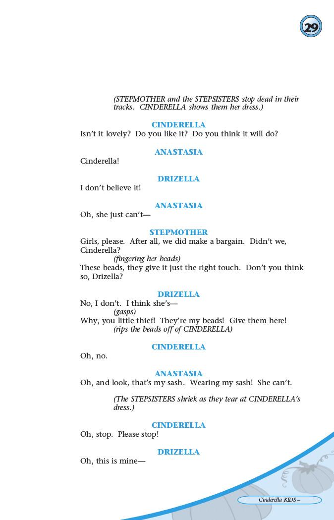 Disney Theatrical Licensing   Cinderella KIDS
