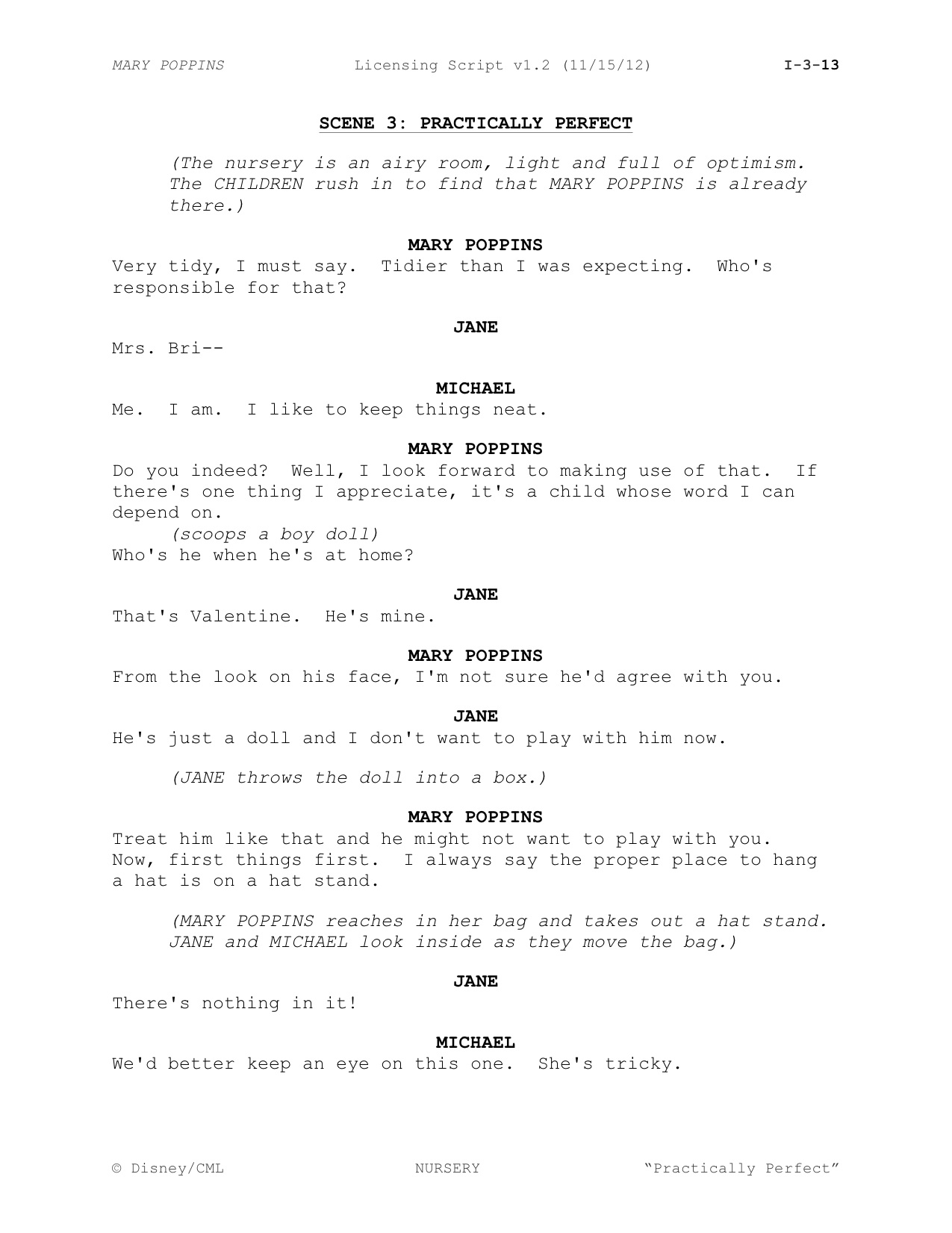 Pictures of Play Scripts Format - #rock-cafe